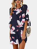 abordables Vestidos de Mujer-Mujer Básico Vaina Vestido Mini