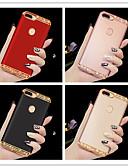 Недорогие Чехлы для телефонов-Кейс для Назначение Huawei Mate 10 / Mate 10 pro / Huawei Mate 20 pro Стразы Кейс на заднюю панель Однотонный Твердый ТПУ / Mate 9 Pro