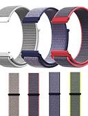 hesapli Smartwatch Bantları-Watch Band için Asus ZenWatch 2 / Asus ZenWatch Asus Spor Bantları Naylon Bilek Askısı
