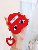 Недорогие Чехлы AirPods-чехол для airpods противоударный защитный чехол из мультфильма мягкий силиконовый портативный тпу, совместимый с apple airpods 2&усилитель; 1 (чехол для зарядки Airpods не входит в комплект)