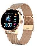 זול להקות Smartwatch-q9 גברים Smart צמיד Android iOS Blootooth עמיד במים מסך מגע מוניטור קצב לב מודד לחץ דם ספורטיבי שעון עצר מד צעדים מזכיר שיחות מד פעילות מעקב שינה
