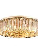 זול מטען כבלים ומתאמים-QIHengZhaoMing תאורה להתקנה Ambient Light Brass מתכת 110-120V / 220-240V