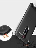 זול מגנים לטלפון-מגן עבור Xiaomi Xiaomi Redmi Note 6 / Xiaomi Redmi Note 7 / Xiaomi Redmi Note 7 Pro עמיד בזעזועים כיסוי מלא אחיד רך TPU