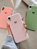 זול מגנים לאייפון-מגן עבור Apple iPhone XR / iPhone XS Max / iPhone X תבנית כיסוי אחורי לב רך ג'ל סיליקה
