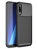 Недорогие Чехлы для телефонов-чехол для samsung galaxy a70 (2019) a50 (2019) противоударная задняя крышка сплошного цвета мягкая тпу a9 (2018) a7 (2018) a10 (2019) a20 (2019) a30 (2019) a40 (2019) a6 (2018) a6 plus ( 2018)