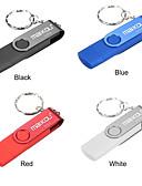 זול כבל & מטענים iPhone-USB 2 כונן USB פלאש USB מיקרו דיסק U דיסק 128GB