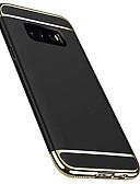 Недорогие Чехлы для телефонов-Кейс для Назначение SSamsung Galaxy S9 / S9 Plus / S8 Plus Покрытие Кейс на заднюю панель Однотонный Твердый пластик