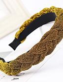 זול לבוש ראש לנשים-בגדי ריקוד נשים בסיסי סגנון חמוד בד יום יומי\קז'ואל - פרחוני / כותנה