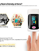 זול רצועת שעונים-אצבע מקורי הדופק oximeter oximetro דה dedo נייד לחץ דם בריאות הציבור אזעקה preded ציוד red001