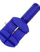 povoljno Satovi dodaci-traka za remen za vezicu narukvica sat narukvica lanac za uklanjanje alata za popravak plava