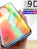 hesapli iPhone Ekran Koruyucuları-9d koruyucu cam iphone x 10 ekran koruyucu iphone x xr xs artı max iphone x cam üzerinde max temperli cam koruma