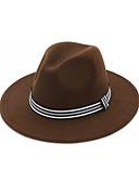 お買い得  マダムドレス-ポリエステル / コットン混 帽子 とともに メタル 1個 ケンタッキーダービー かぶと