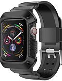 hesapli Smartwatch Bantları-Watch Band için Apple Watch Series 4 Apple Spor Bantları Silikon Bilek Askısı