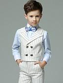 povoljno Kompletići za dječake-Djeca Dječaci Osnovni Jednobojni Dugih rukava Regularna Normalne dužine Komplet odjeće Obala