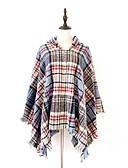 abordables Robes Soirée-Femme Travail / Actif / Basique Foulard Rectangulaire / Foulard Carré / Foulard Triangulaire Bloc de Couleur