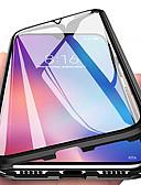 זול מגנים לטלפון-נרתיק ל- xiaomi redmi note 7 / redmi k20 pro / redmi k20 מארזי גוף מלא מגנטיים זכוכית מחוסמת שקופה