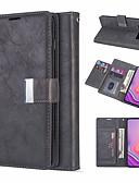 povoljno Maske za mobitele-kožna torbica za magnetski flip novčanik za samsung galaxy s10 plus s10e s10 s9 plus s9 s8 plus s8 s7 edge s7 držač utora za držač utora za kućište galaxy note 10 plus note 10 note 9 note 8 note 8