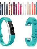 זול להקות Smartwatch-צפו בנד ל Fitbit Alta HR פיטביט רצועת ספורט סיליקוןריצה רצועת יד לספורט