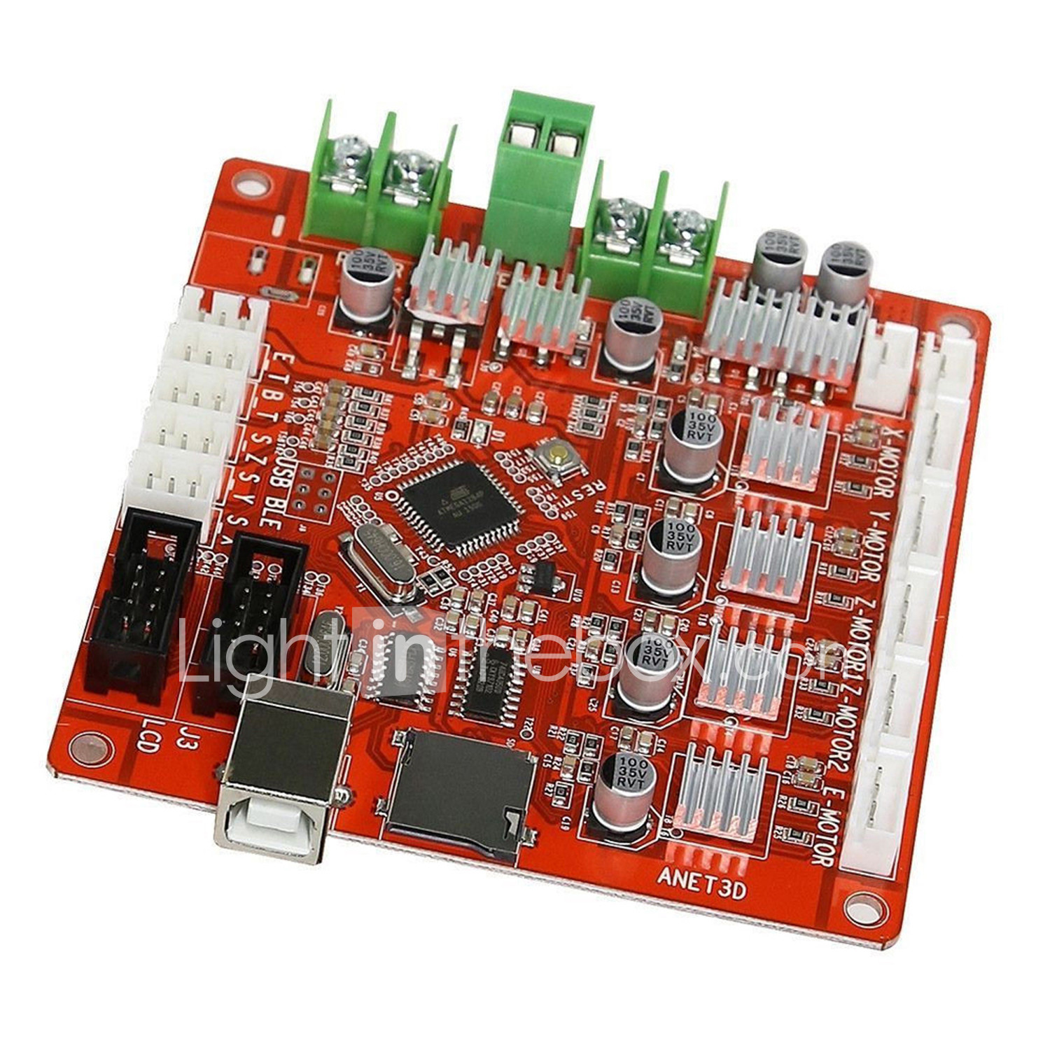 qxoo1509711656299 anet a8 3d printer mainboard anet v1 0 for reprap mendel prusa  at fashall.co