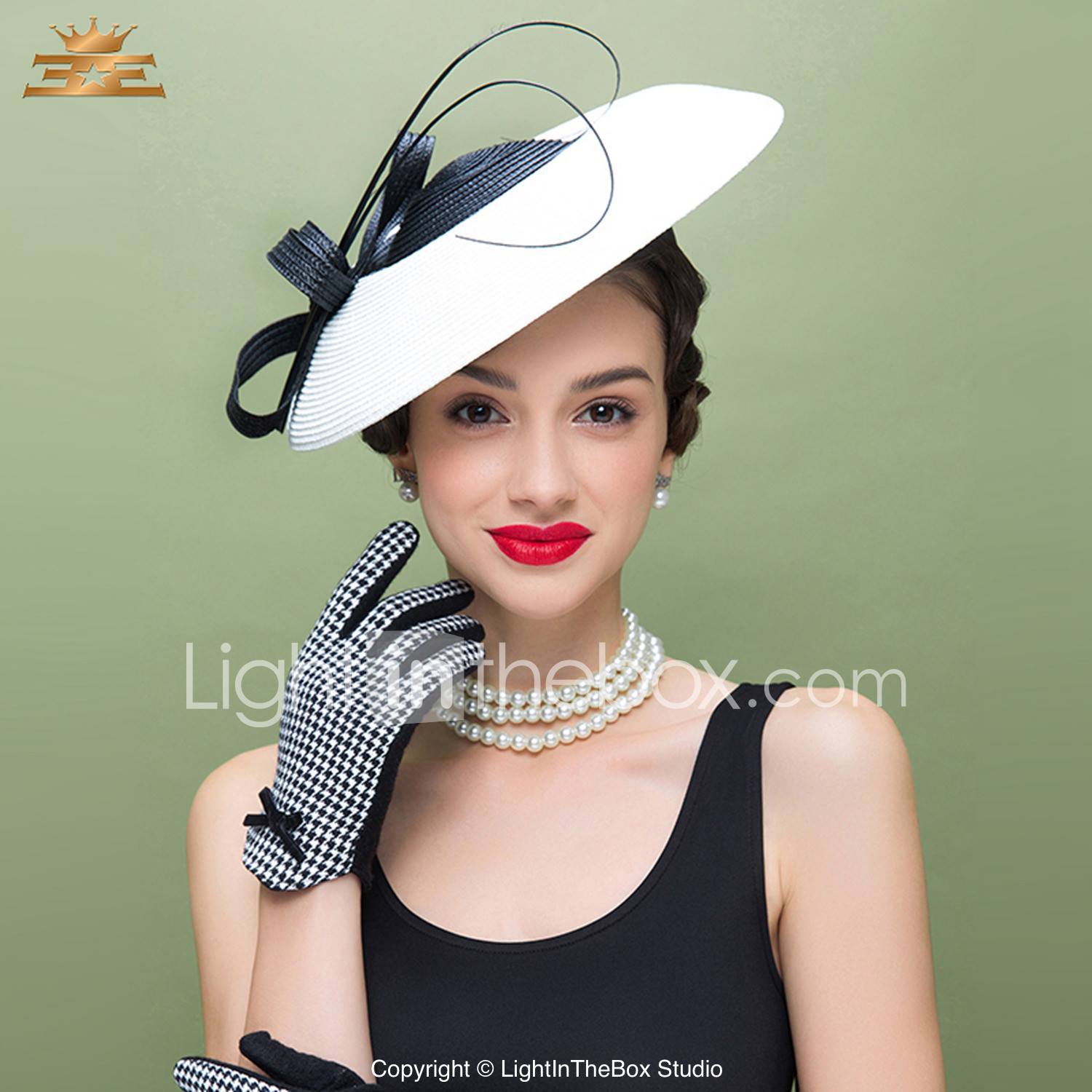 fb76efb7822 Feather   Polyester Kentucky Derby Hat   Fascinators   Headwear with Floral  1pc Wedding   Special Occasion   Casual Headpiece  05508390