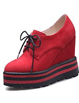 cheap Women's Sneakers-Women's Shoes Flocking Spring