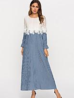 b39ceb99a153 economico Vestiti da donna-Per donna Tubino Vestito - Con stampe