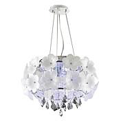 Tambor Lámparas Colgantes Luz Ambiente - Cristal, 110-120V / 220-240V Bombilla no incluida / 40-50㎡ / E12 / E14