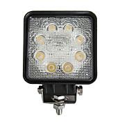 24W長方形8 LEDの仕事ライト