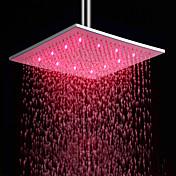 12inchレインシャワーヘッド LED付