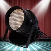 conducido etapa luces PAR64 par de 6 canales 177 LED RGB ac dmx512 85 ~ 264v