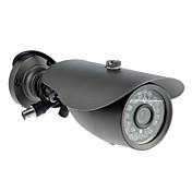 1/3インチのCMOS CCTVセキュリティ監視600TVライン全天候弾丸のカメラ