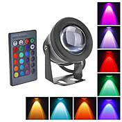 LEDフラッドライト 水中ライト 800 lm RGB 防水 DC 12 V