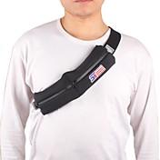 フリーサイズ - ダブルバッグスポーツバッグの携帯電話のポケットの財布のサイクリング自転車バッグiphone6を実行しているネオプレン