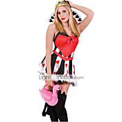 Disfraces de Temas de Películas y Televisión Disfrace de Cosplay Ropa de Fiesta Mujer Halloween Carnaval Festival / Celebración Disfraces