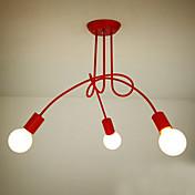 BriLight Sputnik Lámparas Araña Luz Ambiente - Estilo de la vela, 110-120V / 220-240V Bombilla no incluida
