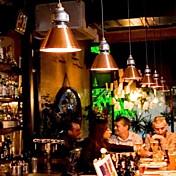 UMEI™ Cono Lámparas Colgantes Luz Ambiente - LED, 110-120V / 220-240V Bombilla incluida / 20-30㎡ / E26 / E27