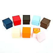 キュービック カード用紙 好意のホルダー とともに ラッピングボックス/ギフトボックス