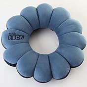 フラワーツイスト多目的旅行枕32 * 32cm素晴らしい首のマッサージチェア花のクッション