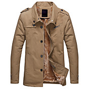 SMR Men's Fashion Stand Collar Jacket_2189B