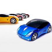 2.4GHzワイヤレススーパーカーパターン光学式マウス(アソートカラー)