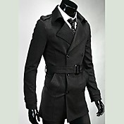 Men's Fashion with Design on The New Coat