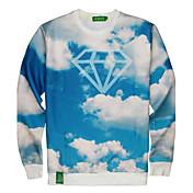 ir-boy 3d moda impresa superior creativo camiseta de los hombres