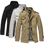 moda nueva capa de los hombres dg9003