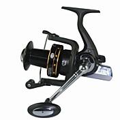 Carrete de la pesca Carretes para pesca spinning 5.2:1 13 Rodamientos de bolas IntercambiablePesca de Mar / Pesca de agua dulce / Pesca