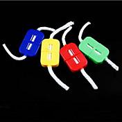 シンプルなクローズアップマジックの小道具のおもちゃ壊れたロープの削減