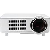 snbole®miniは3Dホームシアタービジネスプロジェクター3000ルーメン1280x800 1080p vga usb sd t928sを導いた