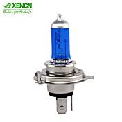 xencn HS1 p43t 12V 35/35ワットオートバイブルーダイヤモンドヘッドライト照明ハロゲンランプオートライト電球