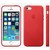 用途 iPhone 8 iPhone 8 Plus iPhone 5ケース ケース カバー Other バックカバー ケース 純色 ハード 本革 のために iPhone  8  Plus iPhone 8 iPhone SE/5s iPhone 5