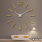 壁時計 - アクリル/メタル - コンテンポラリー - アクリル/メタル