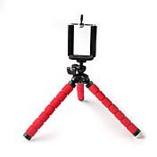 自動車電話ホルダー柔軟なタコの三脚ブラケットselfieスタンドiphoneサムスンのための一脚スタイリングアクセサリーマウント